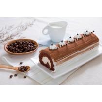 摩卡巧克力歐式長條蛋糕