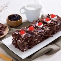 黑森林長條蛋糕